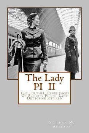 Bog, paperback The Lady Pi II af Stephan M. Arleaux