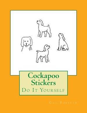 Bog, paperback Cockapoo Stickers af Gail Forsyth