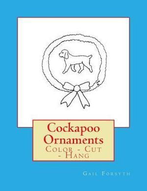 Bog, paperback Cockapoo Ornaments af Gail Forsyth