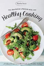 Revitalize Lifestyle with Healthy Cooking Book