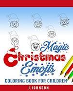 Magic Christmas Emojis