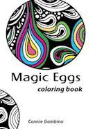 Magic Eggs Coloring Book