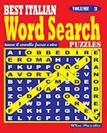 Best Italian Word Search Puzzles. Vol. 3