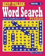Best Italian Word Search Puzzles. Vol. 4