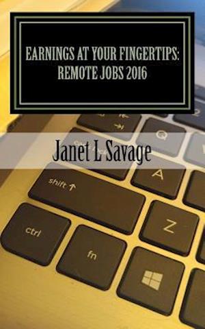 Bog, paperback Earnings at Your Fingertips af Janet L. Savage