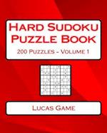 Hard Sukodu Puzzle Book - Volume 1 af Lucas Game