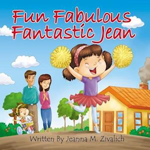 Bog, paperback Fun Fabulous Fantastic Jean af Jeanna Maria Zivalich