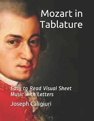 Mozart in Tablature