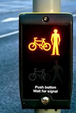 Pedestrian and Cyclist Control Box at Red Journal