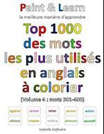 Top 1000 Des Mots Les Plus Utilises En Anglais (Volume 4