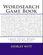 Wordsearch Game Book