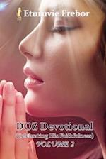 Doz Devotional Volume 2