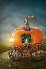 A Magical Fairy Tale Pumpkin Carriage Journal