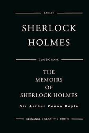 Bog, paperback The Memoirs of Sherlock Holmes af Sir Arthur Conan Dyle
