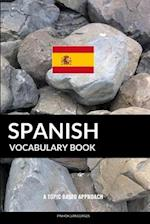 Spanish Vocabulary Book