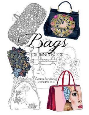Bog, paperback Bags Coloring Book af Carina Sundberg