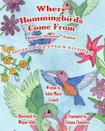 Where Hummingbirds Come from Bilingual Ukrainian English