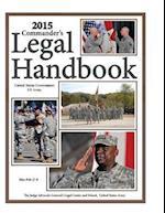 2015 Commander's Legal Handbook Misc Pub 27-8
