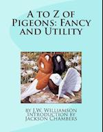A to Z of Pigeons