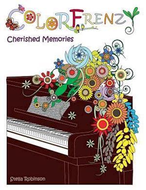 Bog, paperback Colorfrenzy af Mrs Stella Robinson