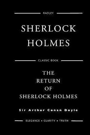 Bog, paperback The Return of Sherlock Holmes af Arthur Conan Doyle