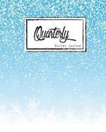 Quarterly Bullet Journal