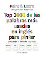 Top 1000 de Las Palabras Mas Usadas En Ingles (Volumen 6 Palabras 501-600)