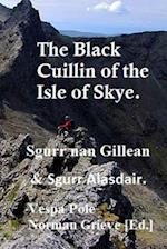 The Black Cuillin of the Isle of Skye.