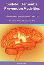 Sudoku Dementia Prevention Activities Sudoku Series (Master