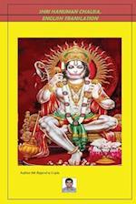 Shri Hanuman Chalisa, English Translation