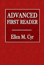 Advamced First Reader