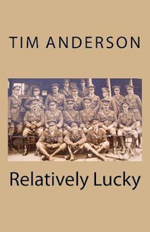 Bog, paperback Relatively Lucky af Tim Anderson