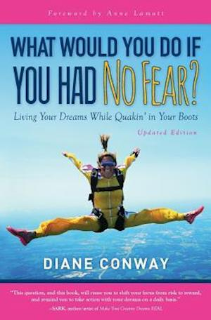 Bog, paperback What Would You Do If You Had No Fear? af Mrs Diane Conway