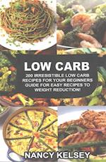 Low Carb af Jamie Watson, Nancy Kelsey