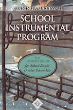 Running a School Instrumental Program