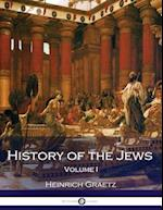 History of the Jews Volume I