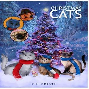 Bog, paperback Christmas Cats af R. F. Kristi