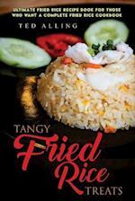 Tangy Fried Rice Treats
