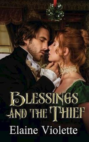 Bog, paperback Blessings and the Thief af Elaine Violette
