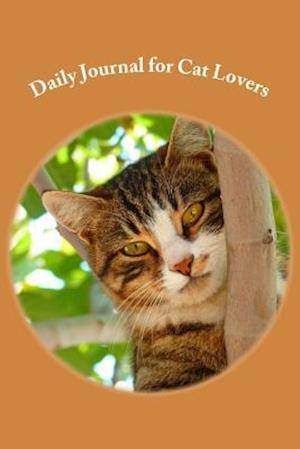 Daily Journal for Cat Lovers