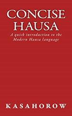 Concise Hausa