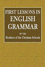 First Lessons in English Grammar