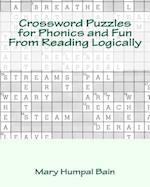 Crossword Puzzles for Phonics and Fun