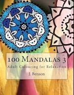 100 Mandalas 3 af J. Benson