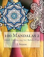 100 Mandalas 2 af J. Benson