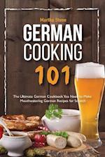 German Cooking 101