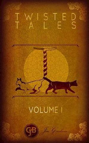 Bog, paperback Twisted Tales af Jim Goodwin