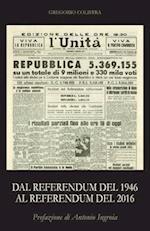 Dal Referendum del 1946 Al Referendum del 2016