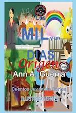Los Mil y Un Dias af MS Ann a. Guerra, MR Daniel Guerra