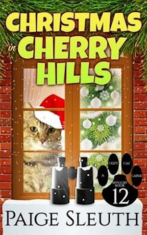 Bog, paperback Christmas in Cherry Hills af Paige Sleuth